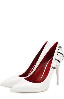 Лаковые туфли Valentino Garavani VLNT Valentino