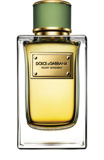 Парфюмерная вода Velvet Collection Bergamot Dolce & Gabbana