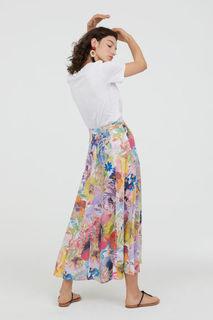 Расклешенная юбка H&M