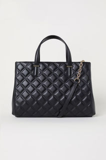 Стеганая сумка H&M