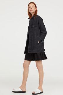 Платье силуэта трапеция H&M