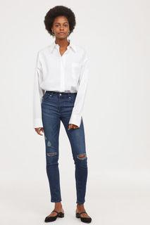 Джинсы Skinny Regular H&M