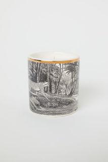 Ароматическая свеча в керамике H&M