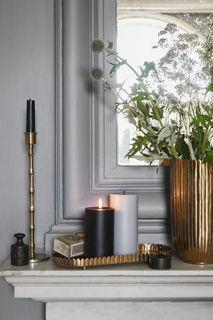 Поднос для свечей H&M