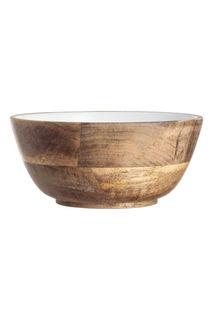 Деревянная миска H&M