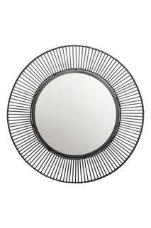 Зеркало в металлической раме H&M