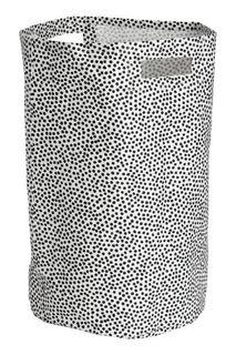 Корзина для белья в горошек H&M