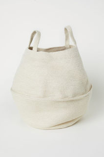 Раскладная корзина для белья H&M