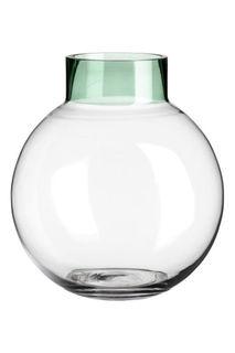Круглая стеклянная ваза H&M