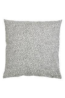 Чехол на подушку в горошек H&M