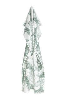 Жаккардовое банное полотенце H&M