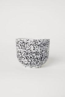 Керамический цветочный горшок H&M