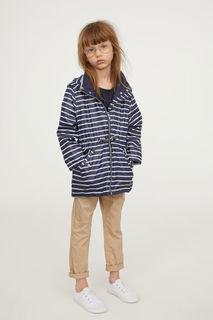 Прогулочная куртка с капюшоном H&M