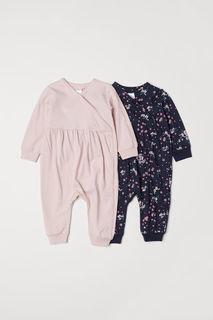 2 пижамы H&M
