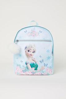 Рюкзак с помпоном H&M