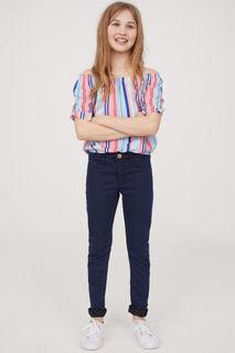 Джинсы Superstretch Skinny Fit H&M