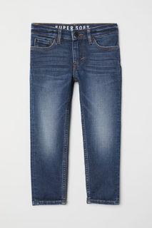 Джинсы Super Soft Skinny Fit H&M