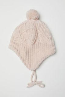 Шапка на флисовой подкладке H&M