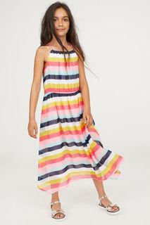 Платье в полоску H&M