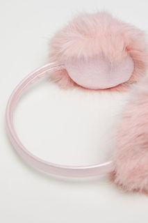Наушники из имитации меха H&M