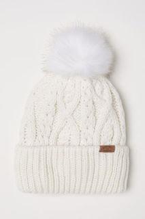 Вязаная шапка H&M