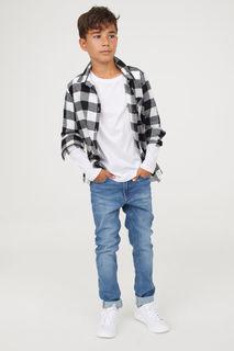 Джинсы Skinny Fit H&M