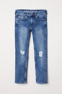 Джинсы Skinny Fit GenerousSize H&M
