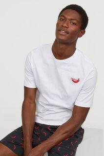 Пижама, футболка и шорты H&M
