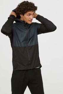 Спортивная куртка с капюшоном H&M