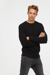 Джемпер текстурной вязки H&M