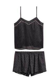 Пижама, майка и шорты H&M