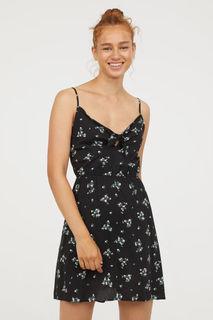 Платье с узлом H&M