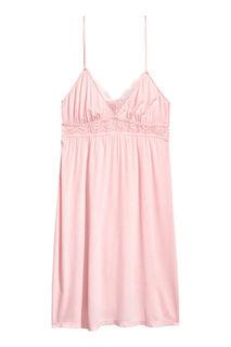 Ночная сорочка с кружевом H&M