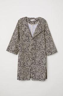Пальто с рисунком H&M