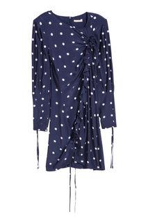 Платье с кулиской H&M