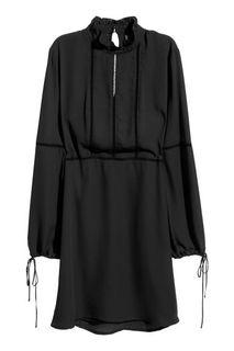 Платье из шифона H&M