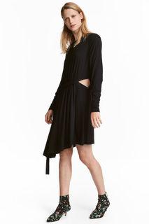 Платье с завязками H&M