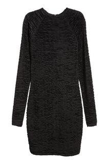 Присборенное платье H&M