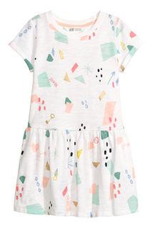Платье с рисунком H&M