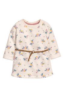 Платье-свитшот H&M