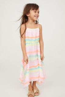 Платье макси без рукавов H&M