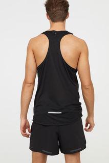 Ультралегкие шорты для бега H&M