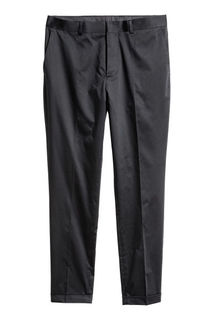 Костюмные брюки Skinny fit H&M