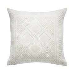 ЛАВФЛЮ Чехол на подушку, белый, четырехугольной формы Ikea