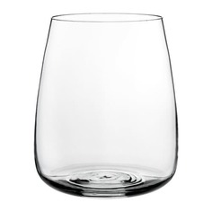 БЕРЭКНА Ваза, прозрачное стекло Ikea