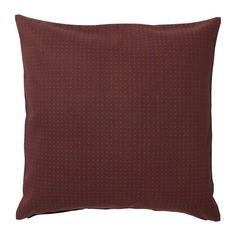 ЮППЕРЛИГ Чехол на подушку, темно-красный, точечный Ikea