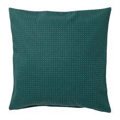 ЮППЕРЛИГ Чехол на подушку, зеленый, точечный Ikea
