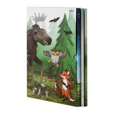 БОКЛИГ Книга, 3 шт. Ikea