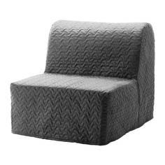 ЛИКСЕЛЕ МУРБО Кресло-кровать, Валларум серый Ikea