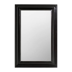 ХЕМНЭС Зеркало, черно-коричневый Ikea